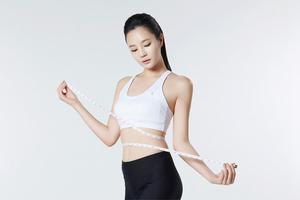 韩系健身女郎
