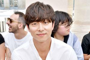 杨烁、孔侑、许魏洲助阵Louis Vuitton专场秀