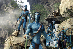 《阿凡达》续集还没个上映时间,但卡梅隆说全片将采用裸眼3D技术