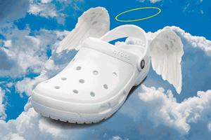 洞洞鞋那么丑,什么样的人才会穿?
