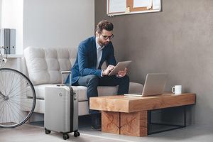 引领智能旅行方式 Echolac(爱可乐)智能行李箱Echo-smart系列中国首发