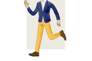 每日穿搭|黄色系的裤子怎么穿才不轻浮