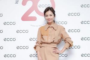 """ECCO中国二十周年 魅力刘涛""""适不可挡"""""""