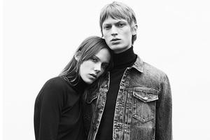 Calvin Klein Jeans 2017秋季男女装系列,性感样式融合现代品味与卓越的设计风格