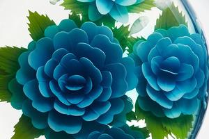 以花之名,重塑甜品界新尚 ——CHI哩首创美肌3D花果冻