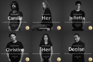 时尚巨头开云集团携全球知名设计师出任第六届白丝带女性权益活动官方大使