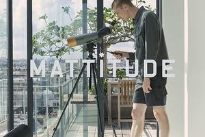生活观察员 社会酷玩家/MATTITUDE 2018SS系列