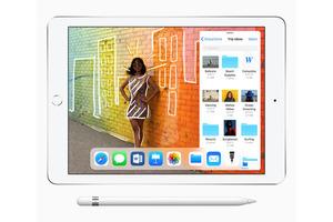 Apple发布支持Apple Pencil的新款9.7英寸iPad
