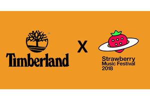踢不烂的夏天 时髦出行 TIMBERLAND X 草莓音乐节全攻略