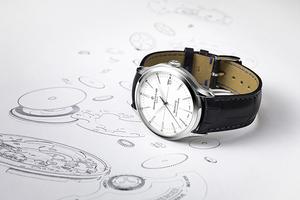 """从""""芯""""出发 忠于经典 名士克里顿系列Baumatic腕表中国发布"""