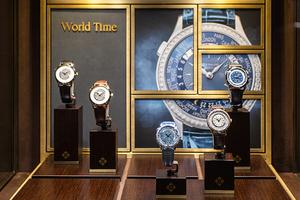 """百達翡麗 Patek Philippe LE VOYAGE""""世界時間 北京之旅""""鐘表展 邀您共同開啟世界時間探源之旅"""