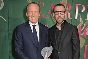 杰尼亚荣获2019年绿毯时尚大奖 可持续之举获认可