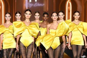 2019 CALZEDONIA褲襪時裝秀 時尚由此興起