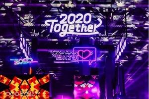 相聚時刻用華為nova6自拍一下#2020together#跨時空派對大不一樣