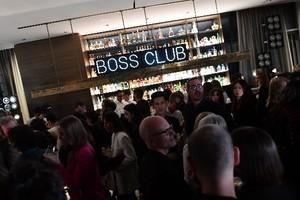 BOSS與意大利VOGUE舉行聯合派對