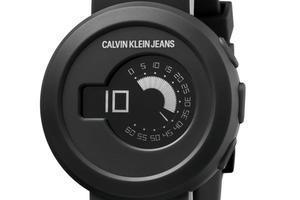 活力蓄势待发 时髦准备就绪  CALVIN KLEIN『digirock街头电子』系列上市