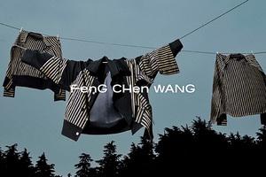 "Feng Chen Wang ""Rework""系列  登陆伦敦时装周"