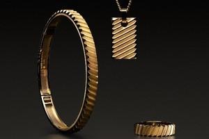 Dunhill Transmission 高级珠宝系列
