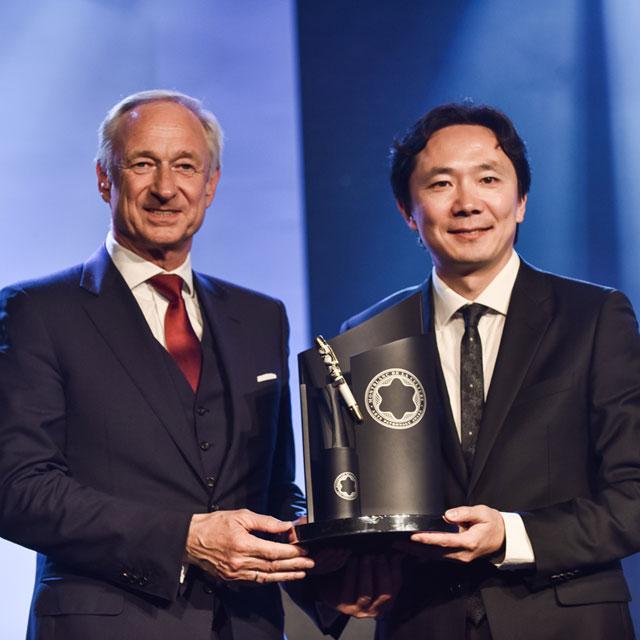 2015年万宝龙国际艺术赞助大奖
