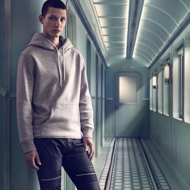 H&M 2016假日最新男装系列