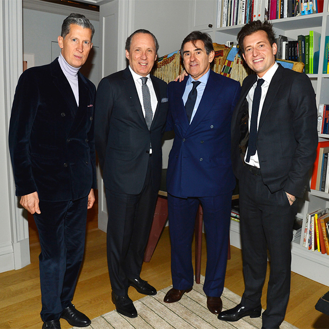 "Ermenegildo Zegna杰尼亚纽约庆祝全球品牌形象项目""顿悟时刻""正式启动"