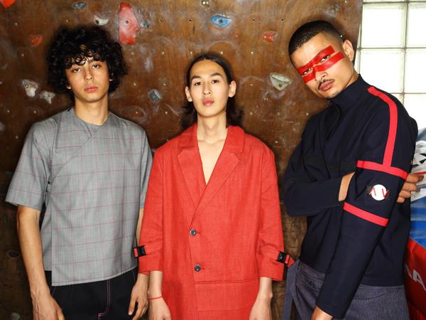 Avoc2017春夏男装