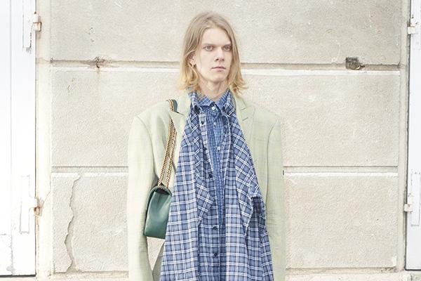 Balenciaga 巴黎世家推出首個早秋男裝系列