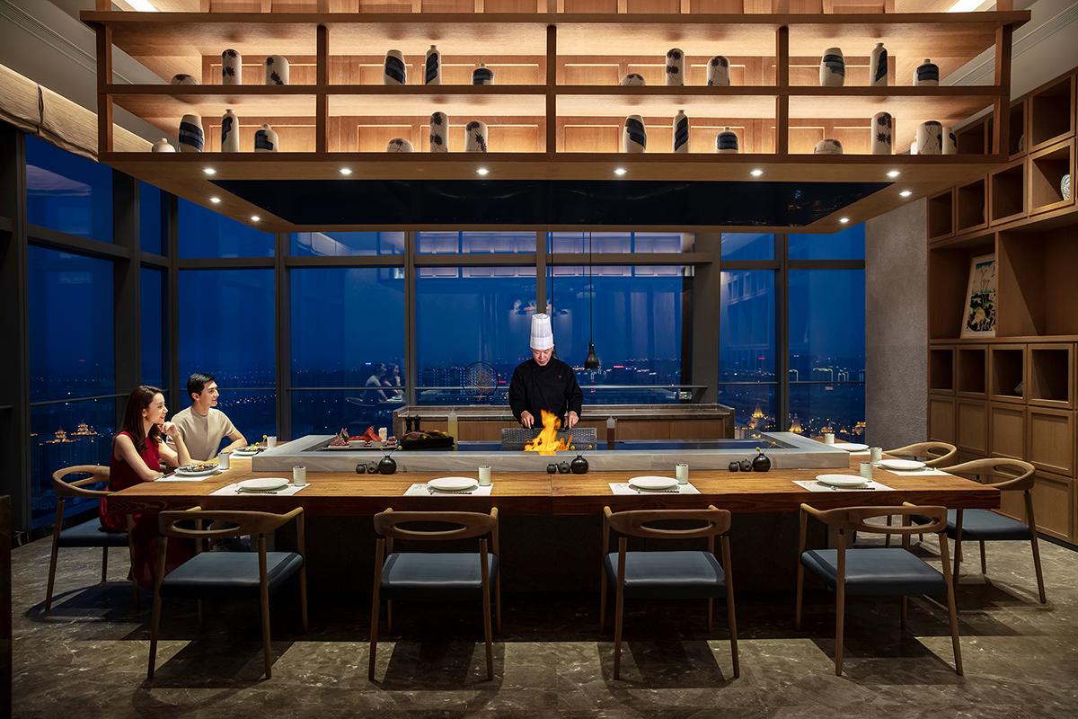 張家港萬豪酒店錦日式特色餐廳推出任點任食系列