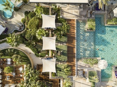 迪拜卓美亞逸宮酒店成為全球首家獲得必維集團Safeguard標簽的酒店