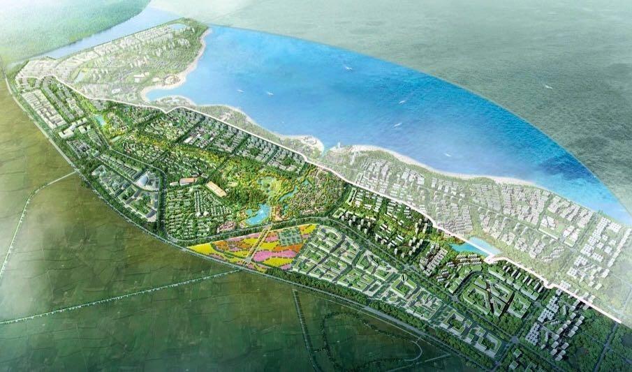 長泰海濱城:打造田園新城,引領健康新生活