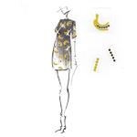 施华洛世奇携手集体创作项目合作设计师璀璨闪耀2017秋冬纽约时装周