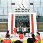 阿迪达斯运动体验迷你品牌中心 7月19日正式开幕