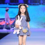 中华亲子时尚周开幕爱慕儿童为活动首秀