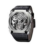 BVLGARI宝格丽Octo系列腕表 荣获第17届日内瓦高级钟表大赏两项重量级大奖