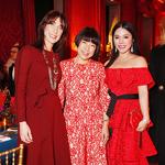 余晚晚主持2018肯辛顿宫中国之夜,Vogue主...