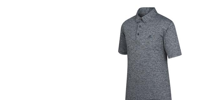 阿迪达斯高尔夫系列Polo衫
