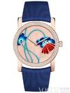 春意盎然 腕表也需彩色风潮