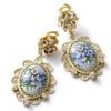 珠宝上的春天,花朵演绎自然风格