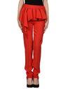 红色 MOSCHINO 裤装