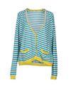 蓝绿色 LIU •JO JEANS 针织开衫
