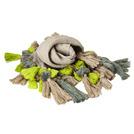 H&M 穗饰灰色围巾