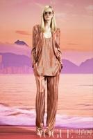 70年代Disco风格回潮 2014早春度假系列