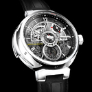 旅行的意义:Louis Vuitton Minute Repeater 三问腕表