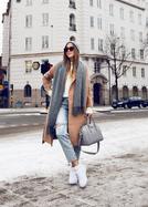 """戴上一条羊绒围巾 就好像拥有一个""""贴心爱人"""""""