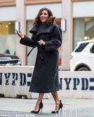 本周女星最佳街拍TOP10 低调又不容小觑的外套