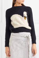 飘逸柔美的选择——长款针织衫