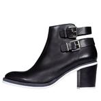 MAX&Co.2014春夏系列黑色短靴