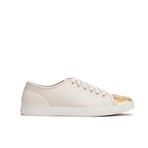 MICHAEL KORS 白色皮革运动鞋