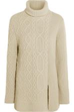 Aran 马利诺羊毛羊绒混纺毛衣