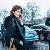 巴黎时装周街拍日记Day